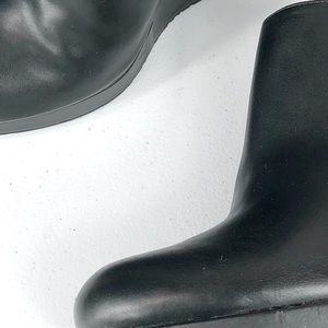 Jessica Simpson Wedged Black ankle boots Size 9.5M